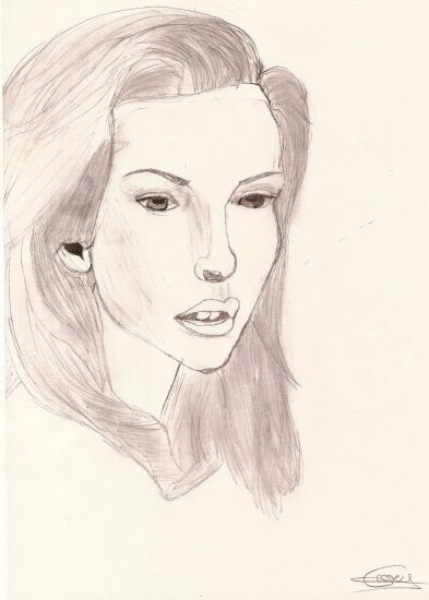 Kristen Stewart por Yumi